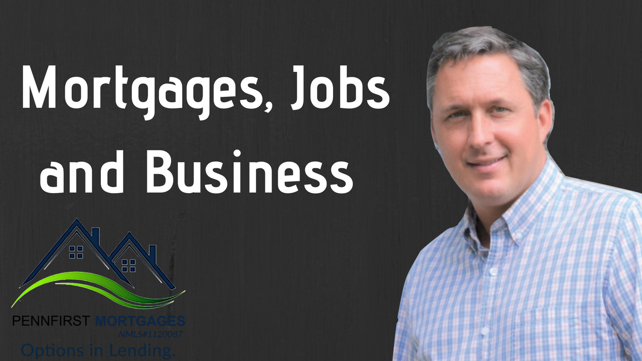 Mortgages and Starting a Business in Asheville