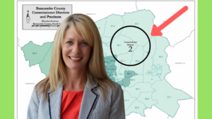 AMANDA EDWARDS, DISTRICT TWO'S NEXT COUNTY COMMISSIONER? | AREN 57