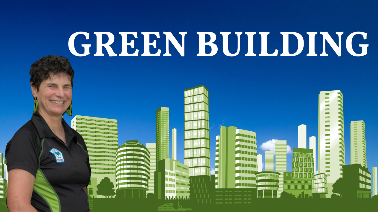 GREEN BUILDING IN ASHEVILLE  | AREN 59