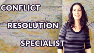 Conflict Resolution Specialist Robin Funsten